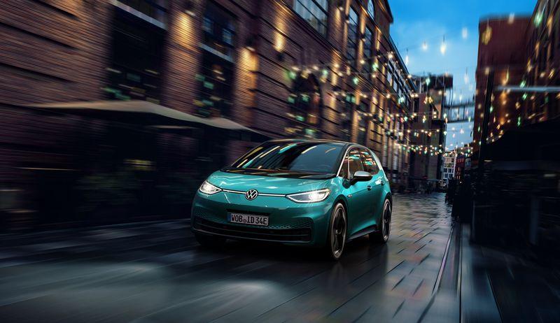 Raskryty osobennosti Volkswagen ID.3