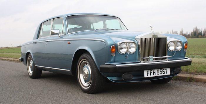Rolls Royce Silver Shadow 1