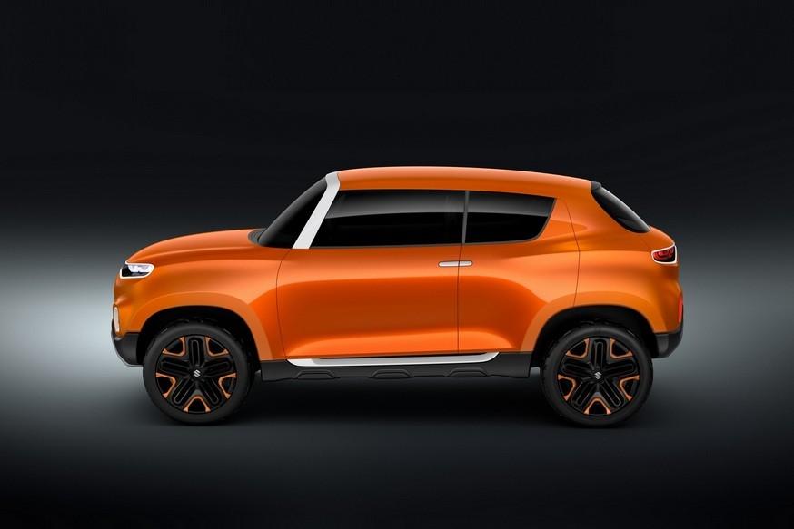 Suzuki gotovit k premere novyj krossover 1