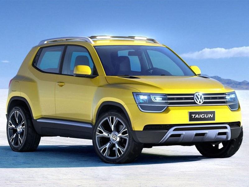 Volkswagen vypustit ocherednogo malysha