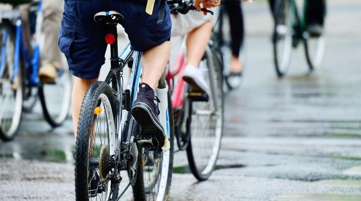 Za narushenie PDD na velosipede lishat avtomobilnyh prav