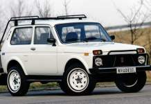 Lada-21215 дизельная Нива