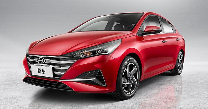 Hyundai Solaris/Verna 2021