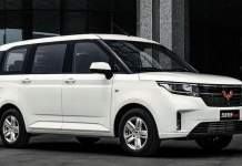 Wuling Hong Guang Plus