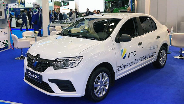 Renault Logan CNG