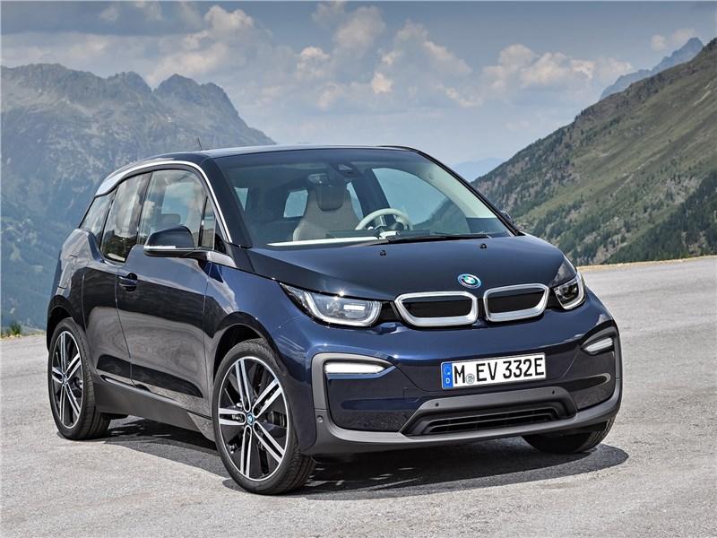 BMW i3 podaryat novuyu zhizn
