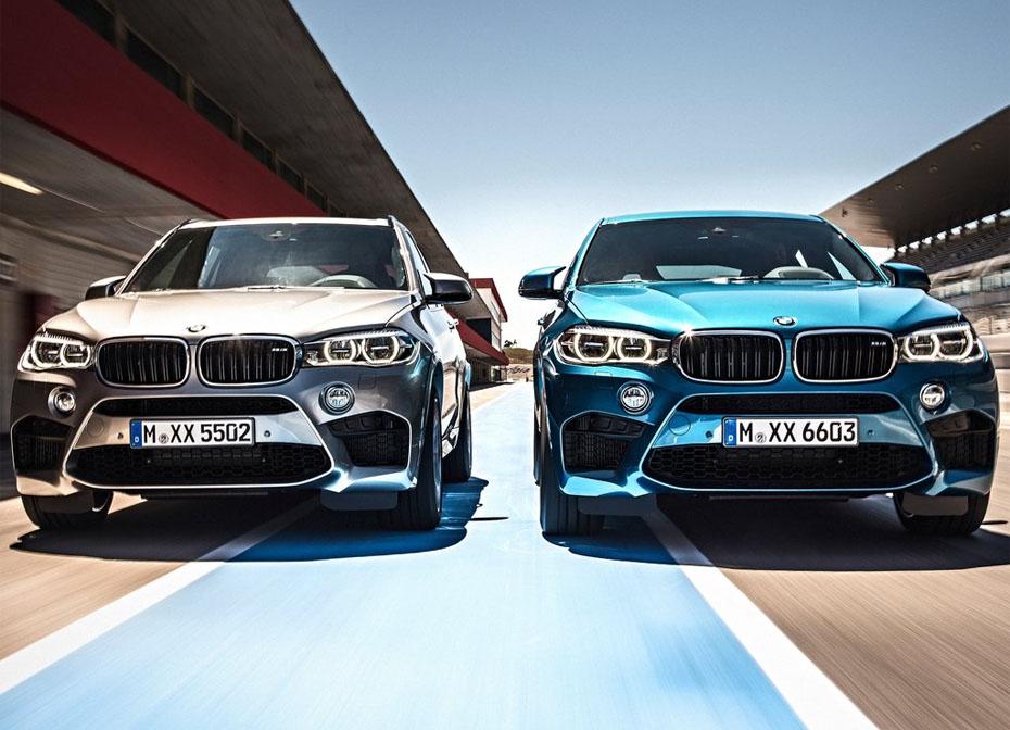 BMW vypustila novye moshhnye parketniki