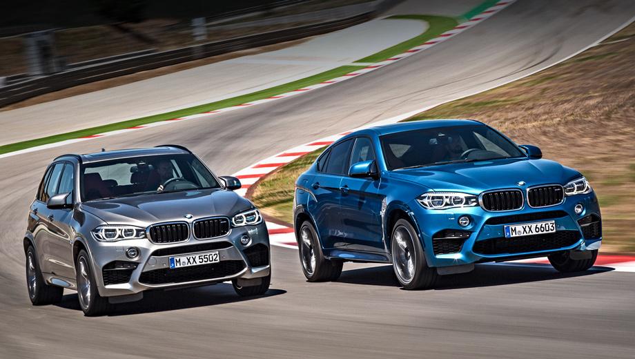 BMW vypustila novye moshhnye parketniki1