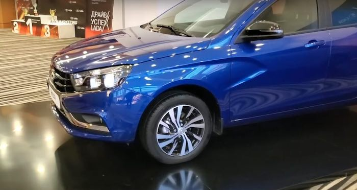 Lada Vesta AT Exclusive