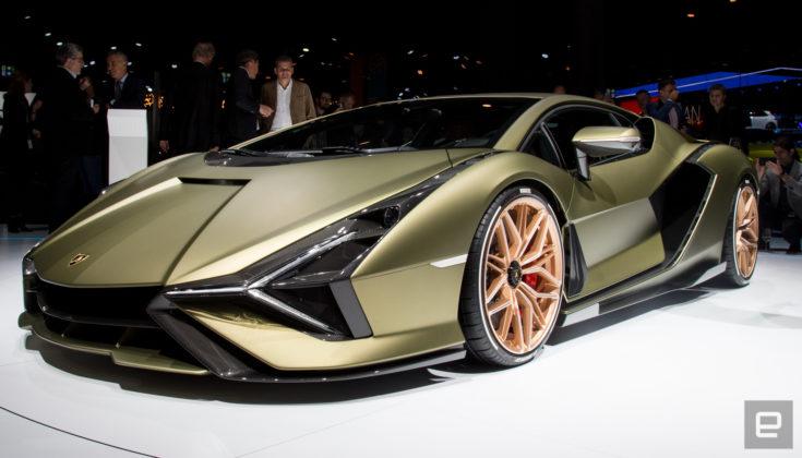 Lamborghini gotovit k vyhodu elektrokar1