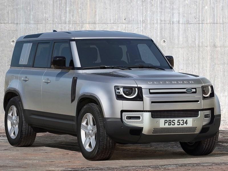 Land Rover Defender poluchit lyuksovuyu versiyu