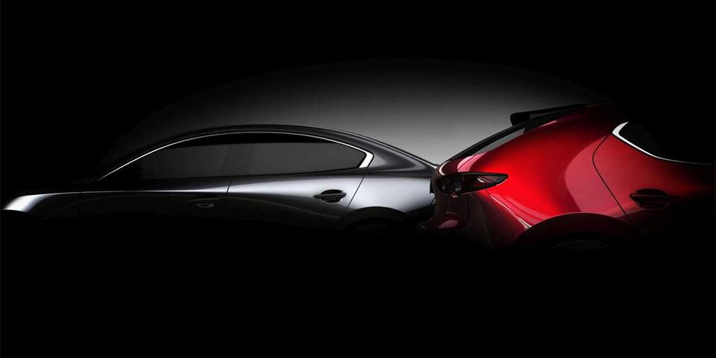 Mazda pokazala interer pervogo elektrokara