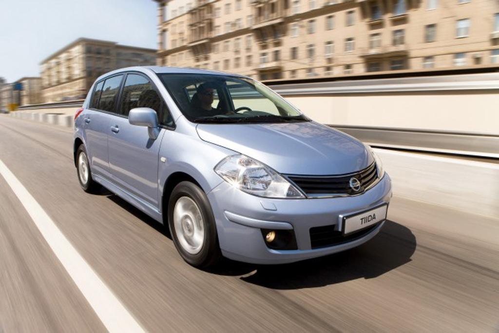 Nissan soobshhila ob otzyve avtomobilej na territorii Rossii1