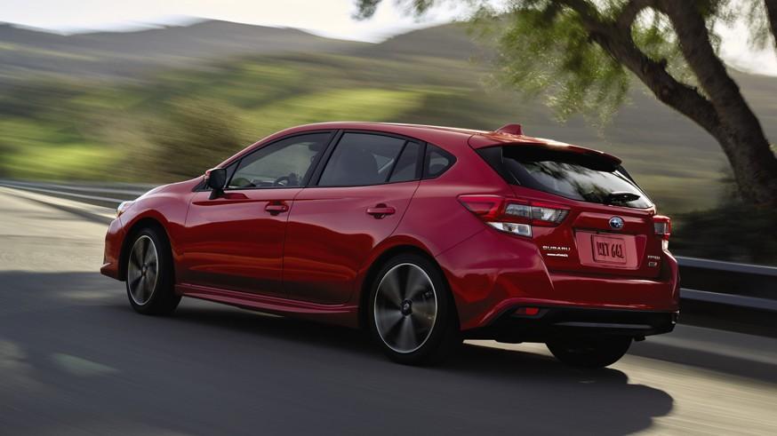Obnovlennyj Subaru Impreza prakticheski ne nabral v czene 1