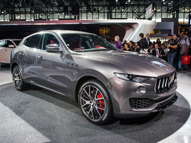 Startovali rossijskie prodazhi krossovera Maserati Levante