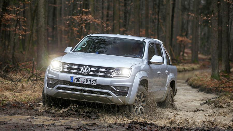 V Rossii startovali prodazhi samogo moshhnogo Volkswagen Amarok