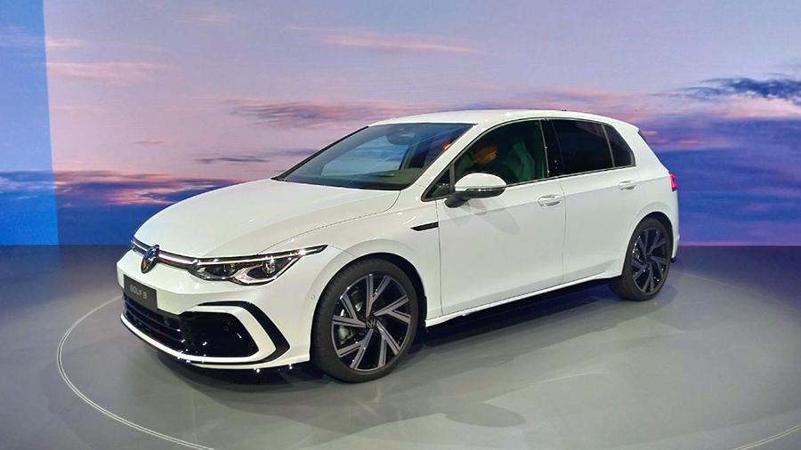 Volkswagen Golf v novom oblichii vyjdet v Rossii