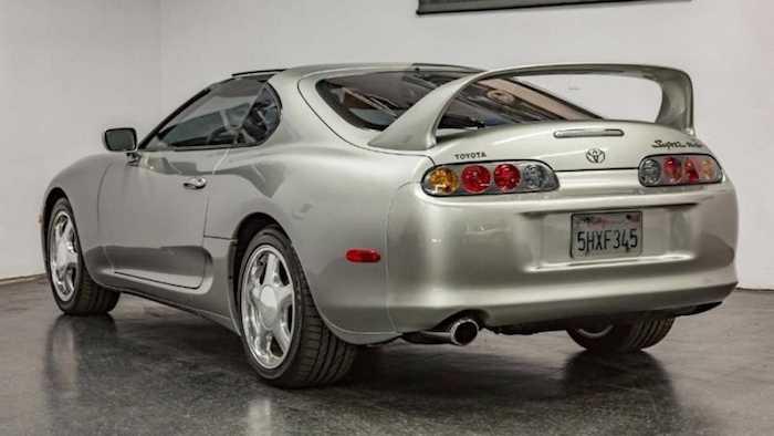 1998 toyota supra for 499 999 4