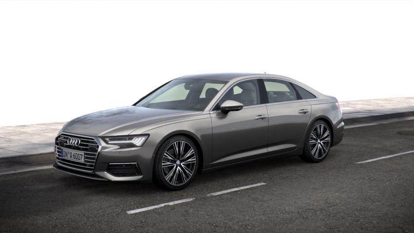 Audi A6 i A7 poluchat novye motory v Rossii