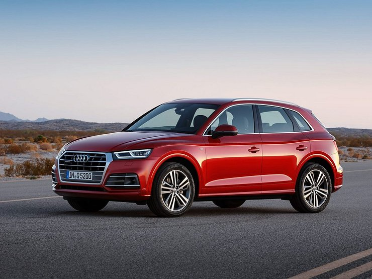 Audi Q5 massovo otzyvayut 1