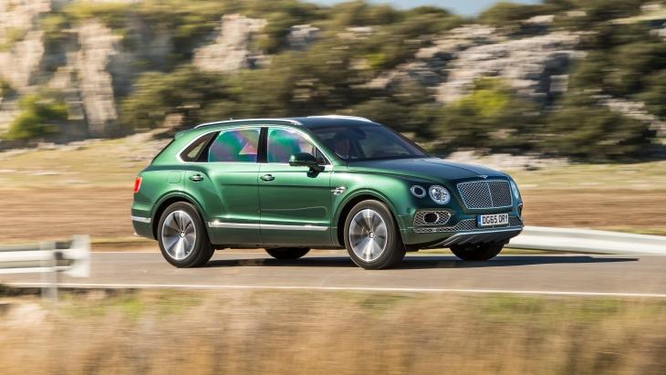 Bentley vyvela na testy krossover Bentayga1