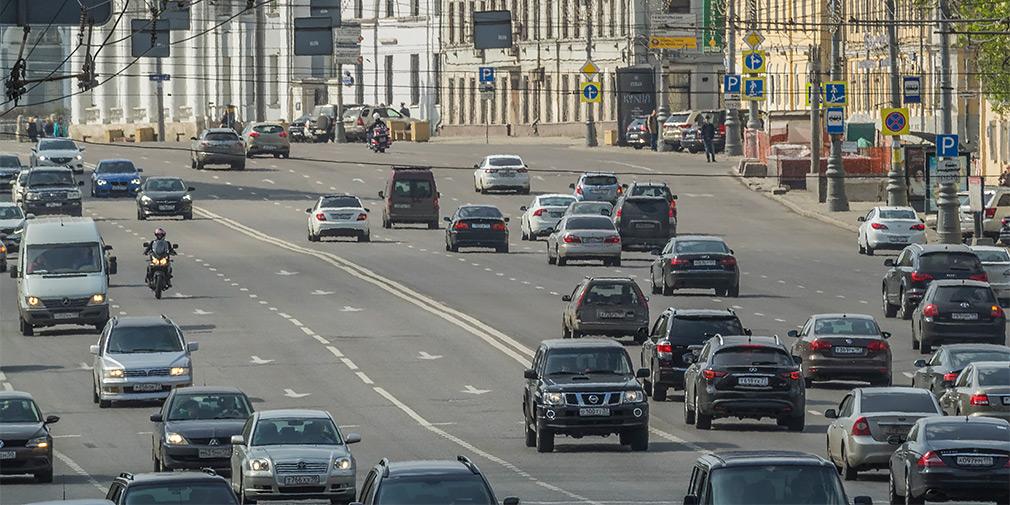Inostrannye narushiteli PDD ne smogut vehat v Moskvu