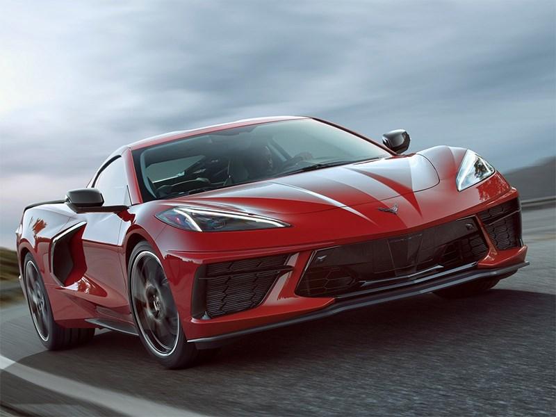 Ocherednoj Corvette stal samym bystrym v istorii