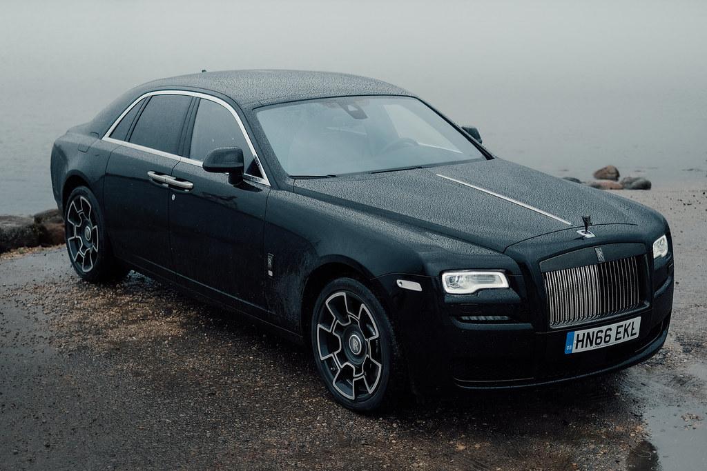 Rolls Royce prekratil vypusk avtomobilya Ghost1