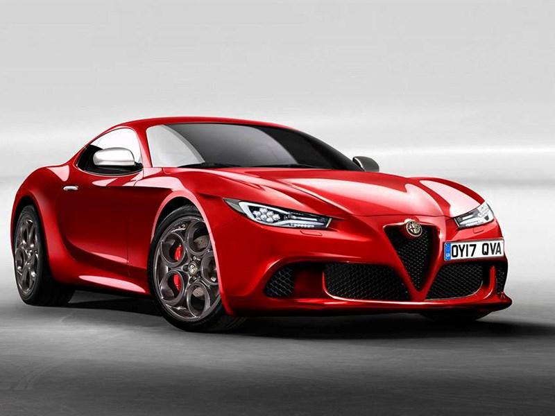 Спорткары Alfa Romeo покидают мировой рынок