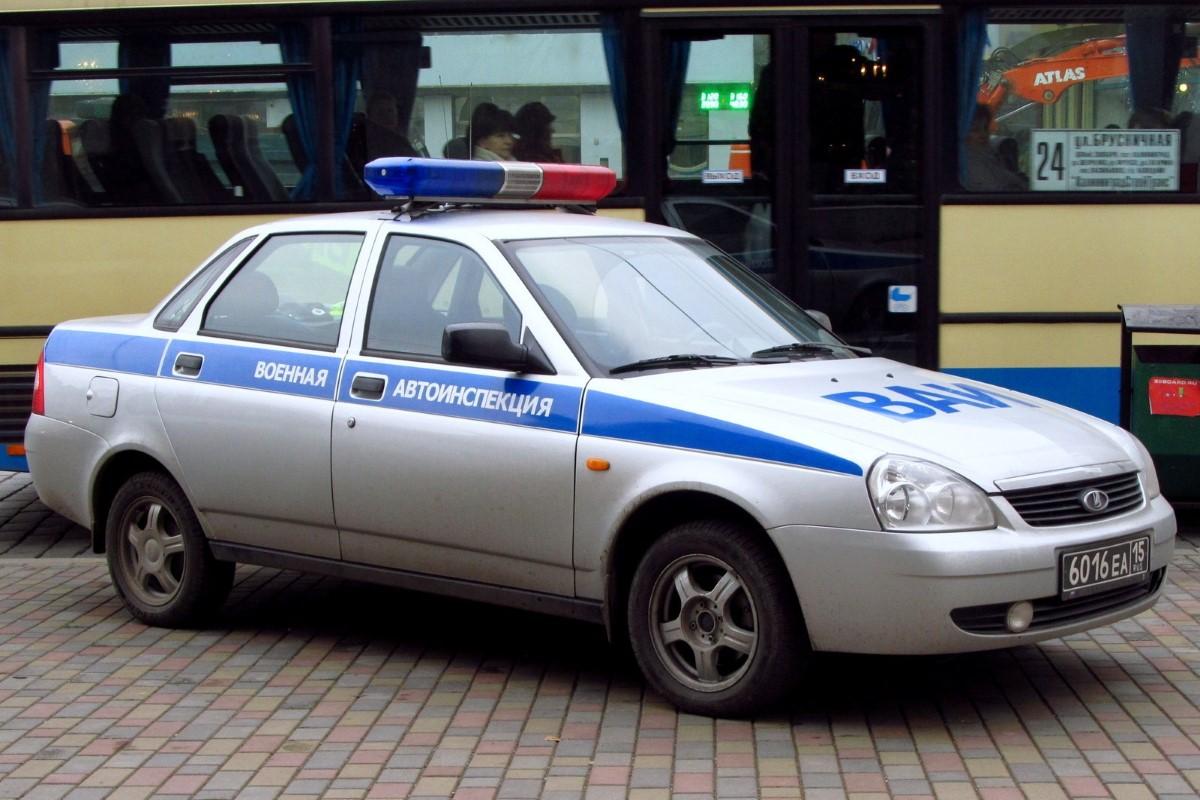 V patrulnyh avtomobilyah ustanovyat kamery