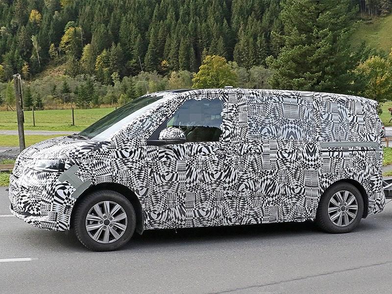 Volkswagen Transporter stanet malenkim