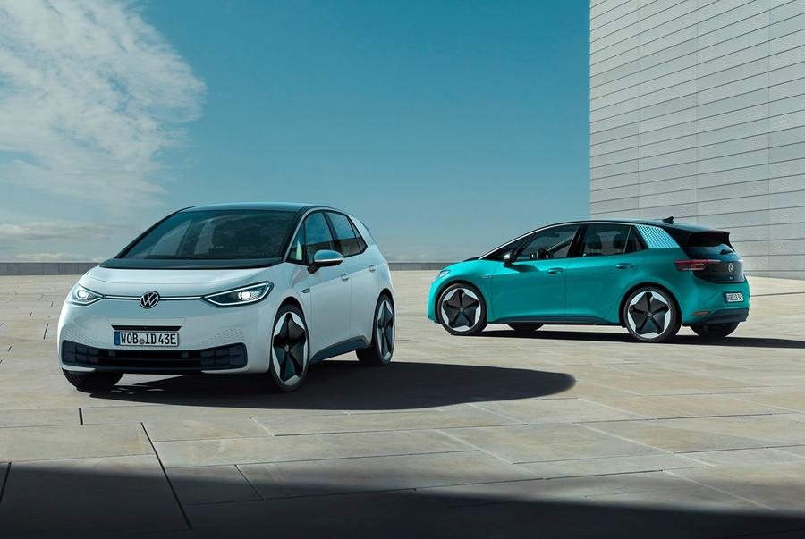 Volkswagen zapuskaet v seriyu elektrokar ID.31