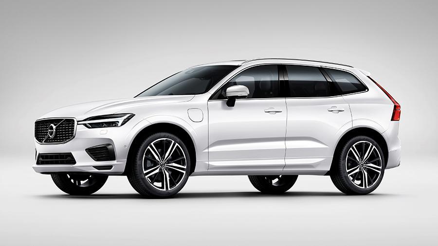 Volvo pokazala novyj krossover dlya Rossii