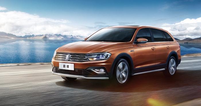 Бюджетный кросс-универсал Volkswagen C-Trek вышел в продажу