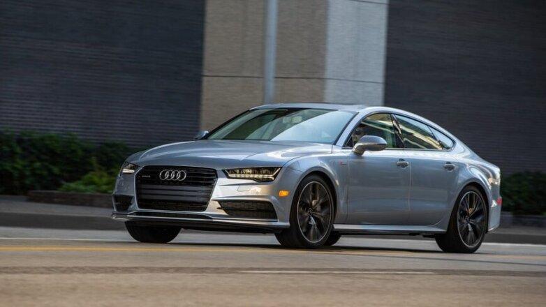 Audi predstavila dve novye versii A6 v Rossii1