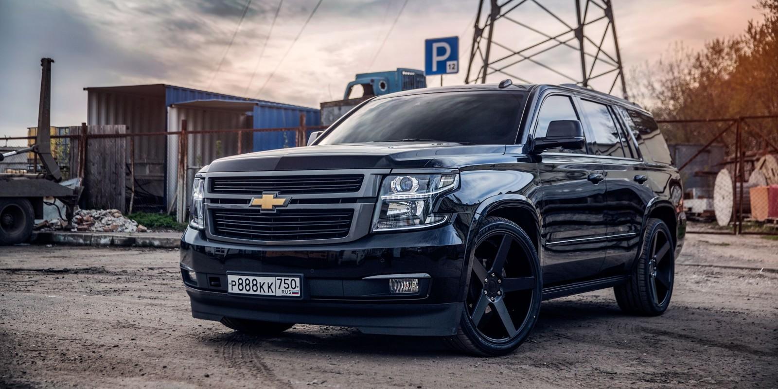 Chevrolet Tahoe получил обновления