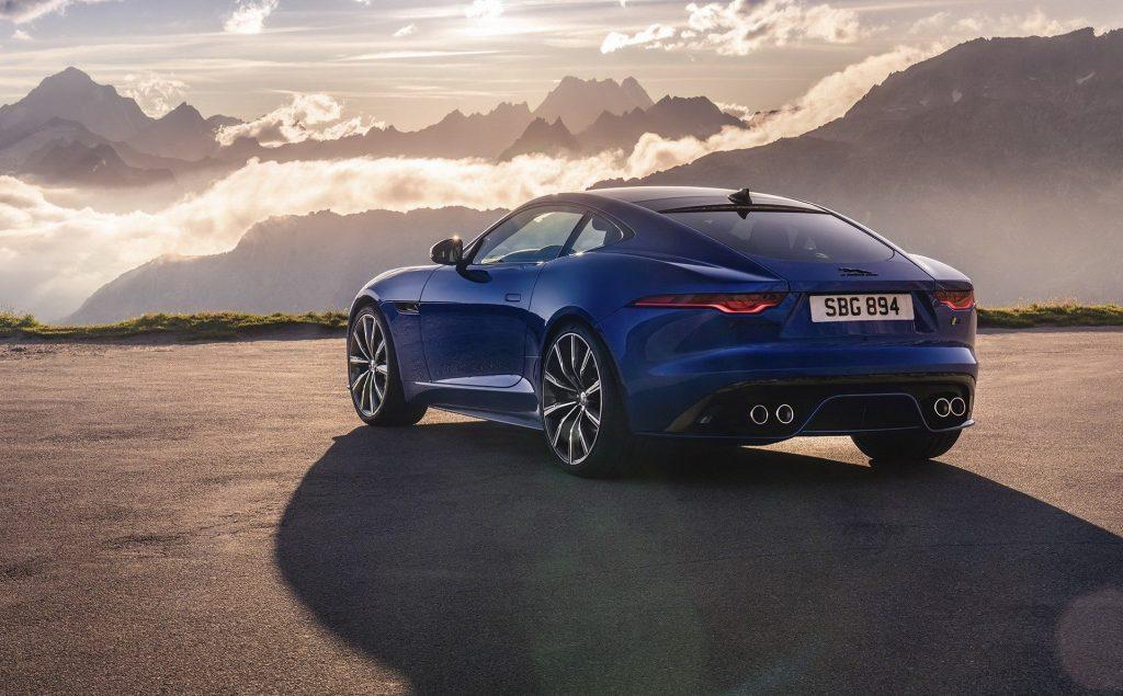 Jaguar F Type predstavlen oficzialno 1