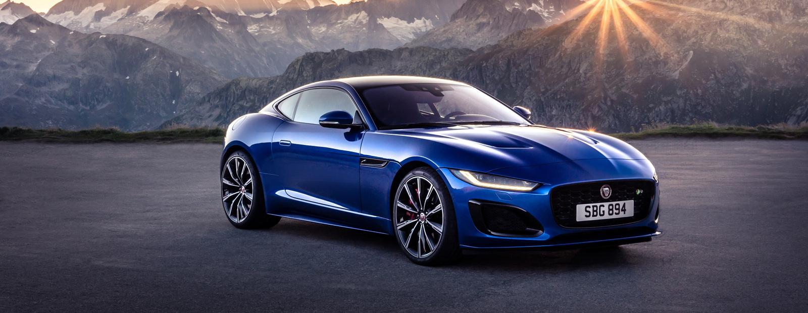 Jaguar F Type predstavlen oficzialno