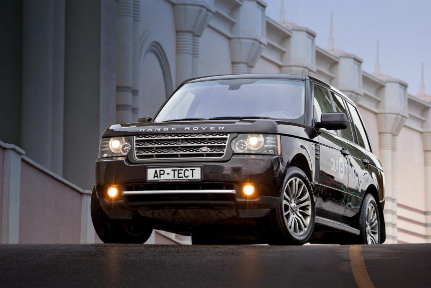 Land Rover rabotaet nad samym prostym vnedorozhnikom