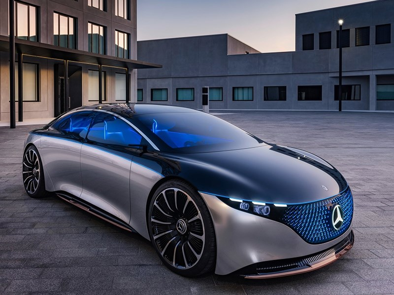 Mercedes Benz gotovit innovaczionnyj avtomobil