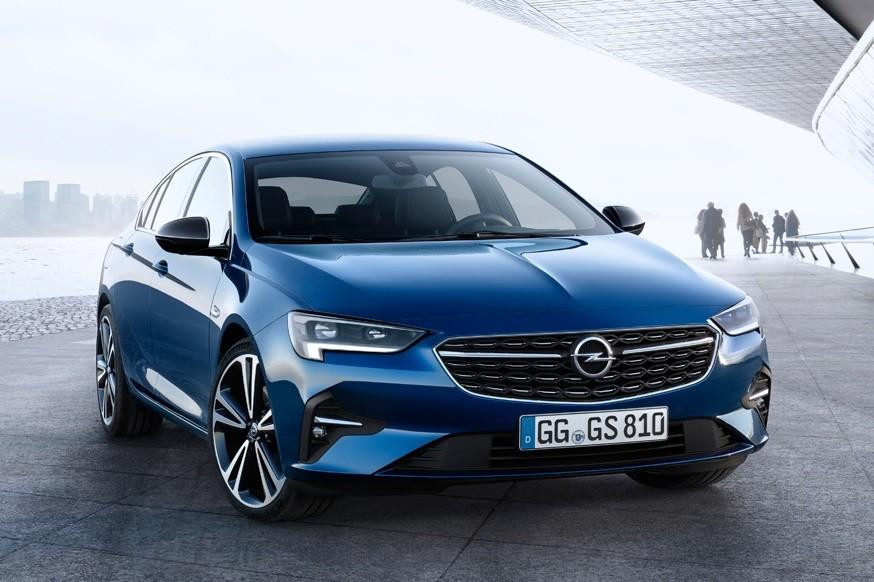 Opel obnovil Insignia dobaviv novye motory