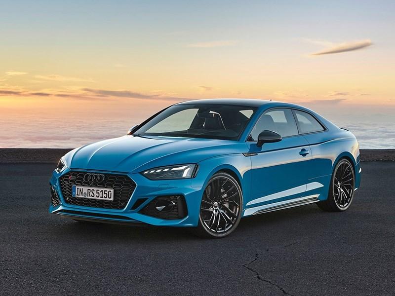 Состоялась премьера обновлённого Audi RS5