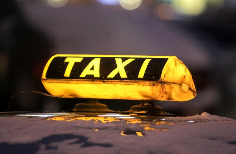 V Rossii uvelichilos kolichestvo avarij s uchastiem taksi
