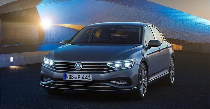 Volkswagen Passat B8 foto