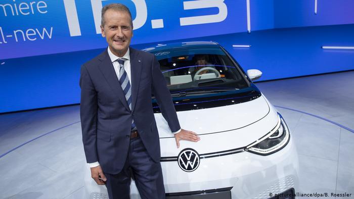 Volkswagen hochet stat liderom v segmente elektrokarov 1
