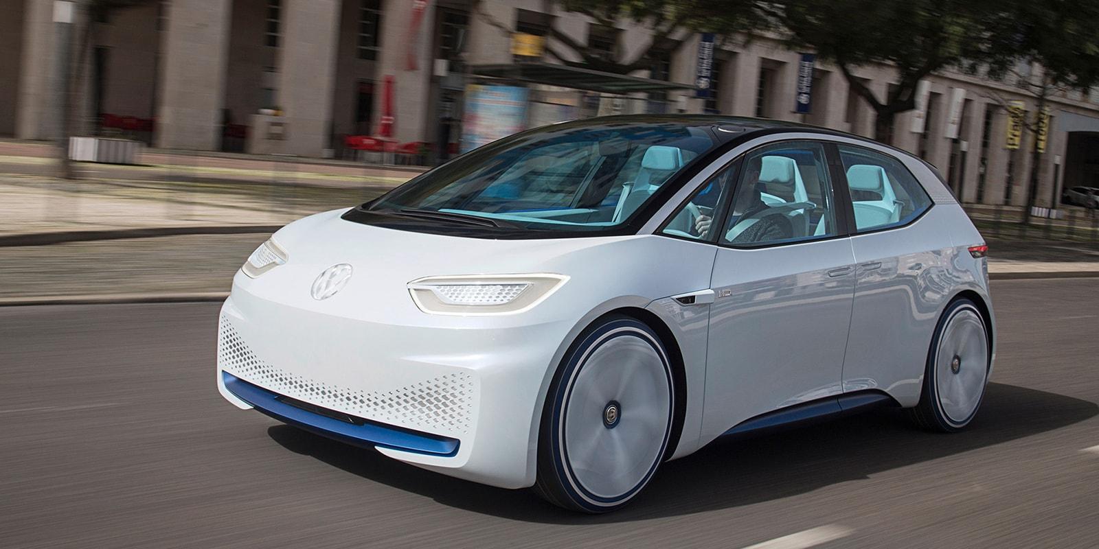 Volkswagen hochet stat liderom v segmente elektrokarov