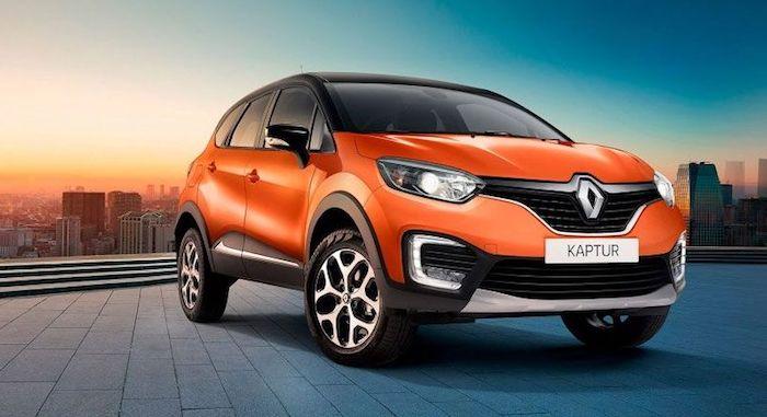 В РФ отзывают почти 80 тыс. Renault Kaptur из-за открывающегося капота