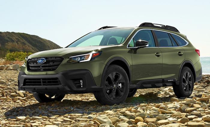 Новый Subaru Outback не приедет в Россию в 2020 году