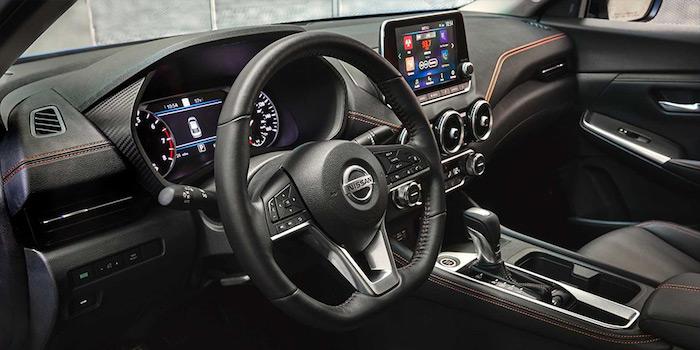 В России запатентован новый Nissan Sentra