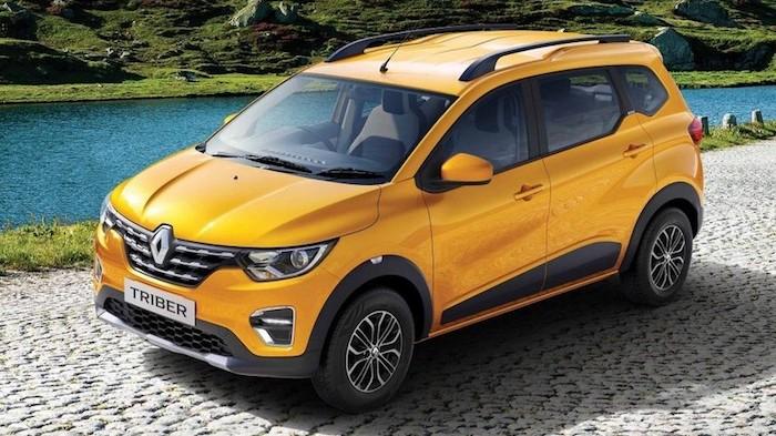 Доступный компактвэн Renault Triber вышел на глобальный рынок